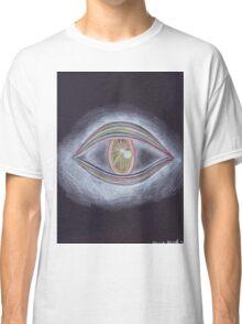 Trippy Eye Classic T-Shirt