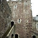 Castle Doune, Scotland by hans p olsen