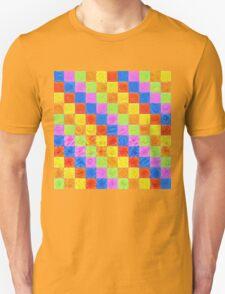 #DeepDream color factures Unisex T-Shirt