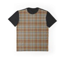 02579 Burlington County, New Jersey Fashion Tartan  Graphic T-Shirt