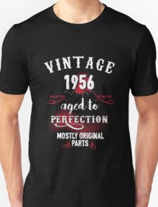 1956 Aged to Perfection, Mostly Original Parts Unisex T-Shirt