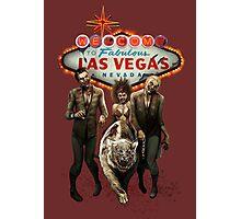 Dead Rising Las Vegas Photographic Print