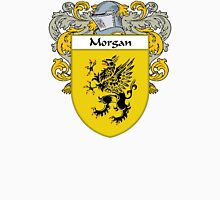 Morgan Coat of Arms/Family Crest Unisex T-Shirt