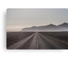 Along the Ring Road Canvas Print
