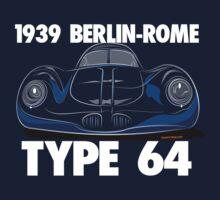 Porsche Type 64 Kids Tee