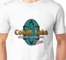 Logo - Cobalt Labs Unisex T-Shirt
