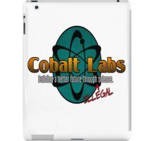 Logo - Cobalt Labs iPad Case/Skin
