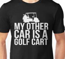 Car Golf Cart Unisex T-Shirt