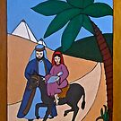 On the Way to Bethlehem by Shulie1