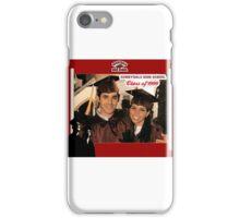 Buffy Graduation Xander and Cordelia iPhone Case/Skin