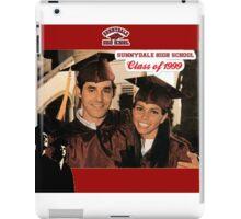 Buffy Graduation Xander and Cordelia iPad Case/Skin