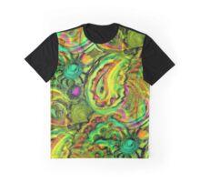 Paisley Craze Graphic T-Shirt
