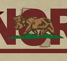 Fallout 2 NCR flag by WahlaBear