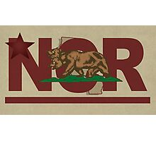 Fallout 2 NCR flag Photographic Print