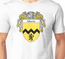 Morris Coat of Arms/Family Crest Unisex T-Shirt