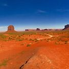 Monument Valley by James Anthony