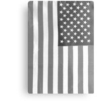 American Flag Verticle Metal Print