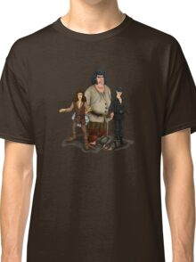Fezzick,Inigo and Wesley Classic T-Shirt