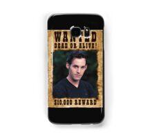 Buffy Xander Wanted Samsung Galaxy Case/Skin