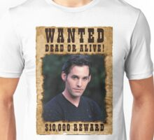 Buffy Xander Wanted Unisex T-Shirt