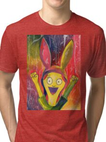 Louise Belcher Tri-blend T-Shirt