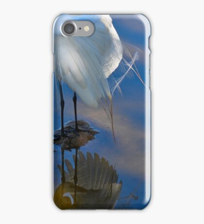 Reflect on Wing iPhone Case/Skin