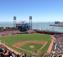 AT&T PARK by janetten