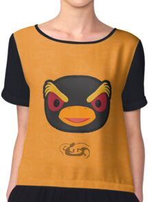 HOPPER ANIMAL CROSSING Chiffon Top