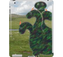 H is for Hydra iPad Case/Skin