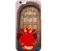 I is for Imp iPhone Case/Skin