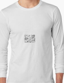 A Study in Chaos Long Sleeve T-Shirt