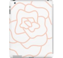 Peach Flower iPad Case/Skin