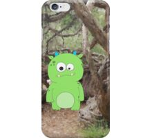 O is for Ogre iPhone Case/Skin