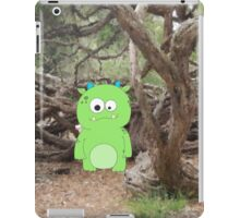 O is for Ogre iPad Case/Skin