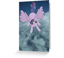 P is for Pegasus Greeting Card