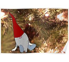 T is for Tomte Poster