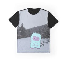 Y is for Yeti Graphic T-Shirt