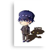 Naoto Chibi - Persona 4 Canvas Print