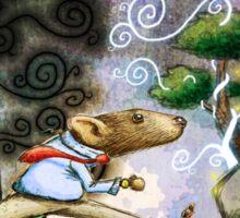 Rat Race Escape Sticker