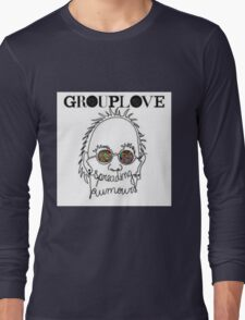 Group Love - Spreading Rumours Long Sleeve T-Shirt