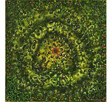 Mystical Garden Photographic Print