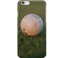 The Golf Ball iPhone Case/Skin