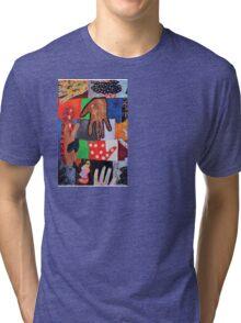 Funny Hands Tri-blend T-Shirt