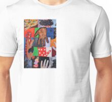 Funny Hands Unisex T-Shirt