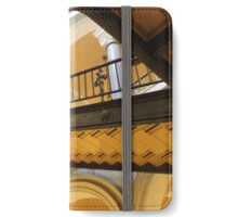 Stairs to escape iPhone Wallet/Case/Skin