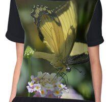 Butterfly 4 Chiffon Top