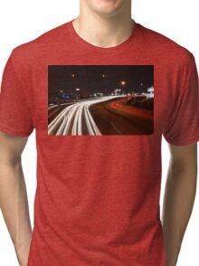 HWY 11 Tri-blend T-Shirt