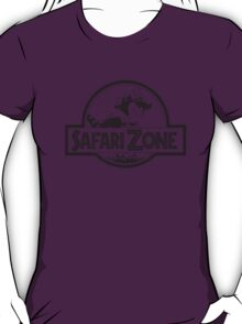 Tyrantrum Safari Zone T-Shirt