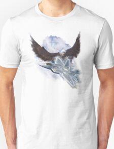 Raptor Sky and Ice T-Shirt