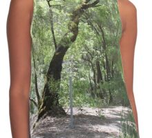 Enchanted tree Contrast Tank